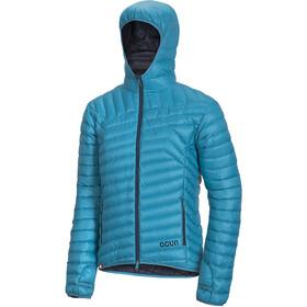 Ocun Tsunami Down Jacket Men enamel blue/dark blue